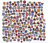 Group of 200 US Military Patches