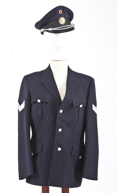 Hamburg Germany Police Sergeant's Uniform