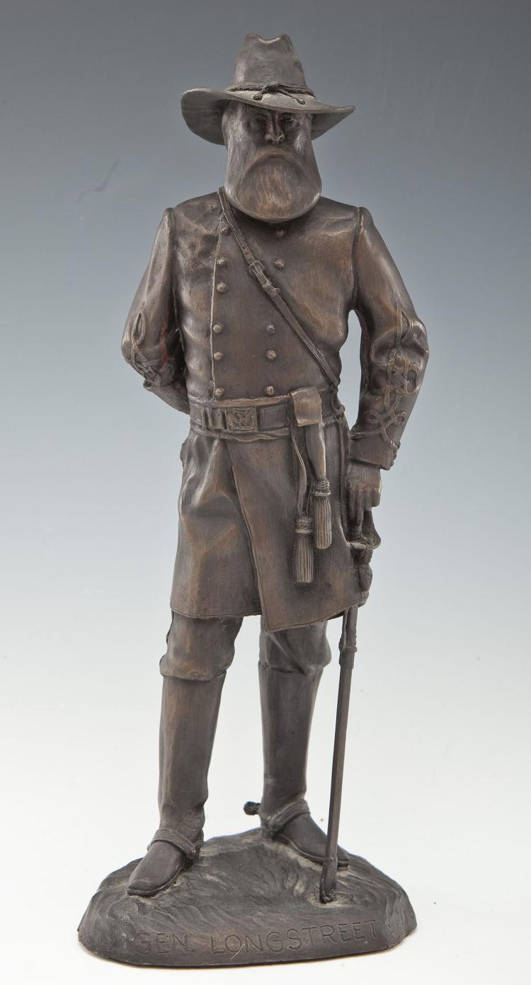 Gary Casteel, Pecan Resin, General Longstreet