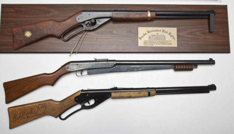 Group of 3 Daisy BB Guns