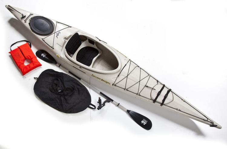 Current Designs Model Kestral 140 Kayak
