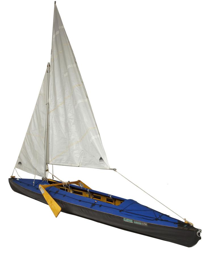 Klepper Aerius Quattro Folding Kayak w/ Sail Rig