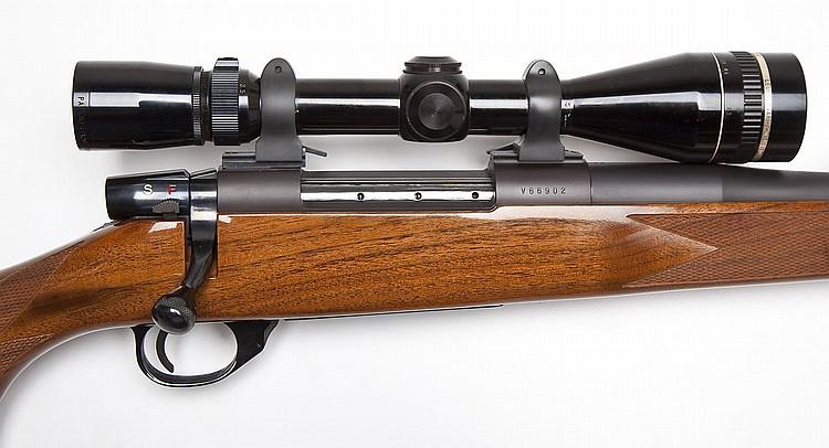 Custom Weatherby Vanguard Rifle -  375 H&H