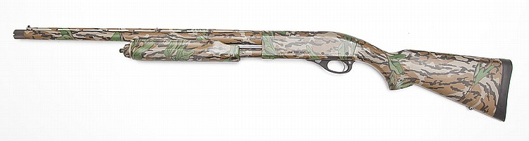 Remington Model 870 SPS-T Shotgun - 12 Ga