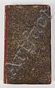 1729 Jan Luiken Folio Volume of Engravings