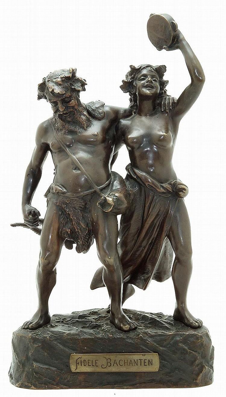 Carl Brose (German, 1880-) Bronze