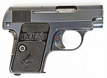 Colt Vest Pocket Model 1908 Pistol - .25 Auto