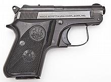 Beretta Model 950BS Jetfire Pistol - .25 Auto