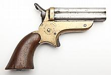 C. Sharps & Co. Model 1B 4-Shot Pepperbox