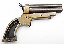 C. Sharps & Co. Model 1A 4-Shot Pepperbox