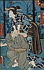 Utagawa Kunisada (Toyokuni III, Japan, 1786-1864), Toyokuni III Kunisada, Click for value