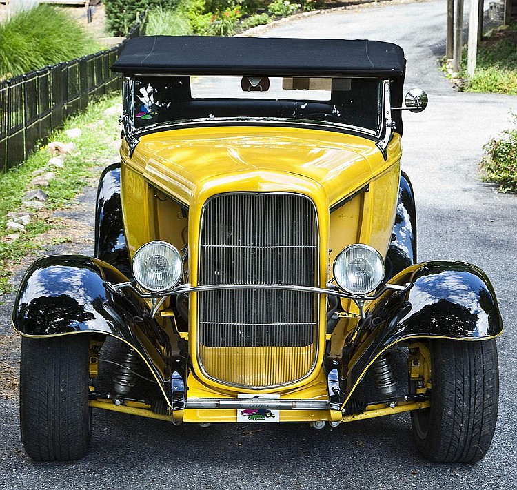 Kit Car Hot Rod 1932 Ford Roadster Convertible