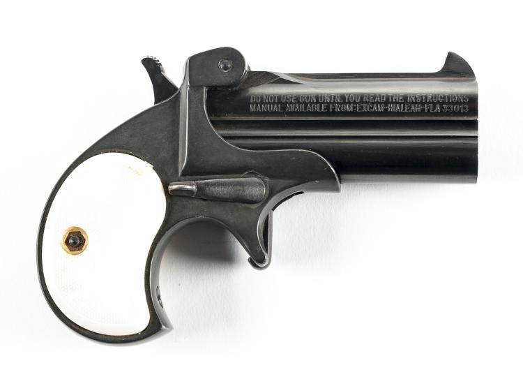 600c0c1ff558 cva philadelphia blackpowder derringer Array - derringer excam hialeah fla  model ta 38 cal rh invaluable ...