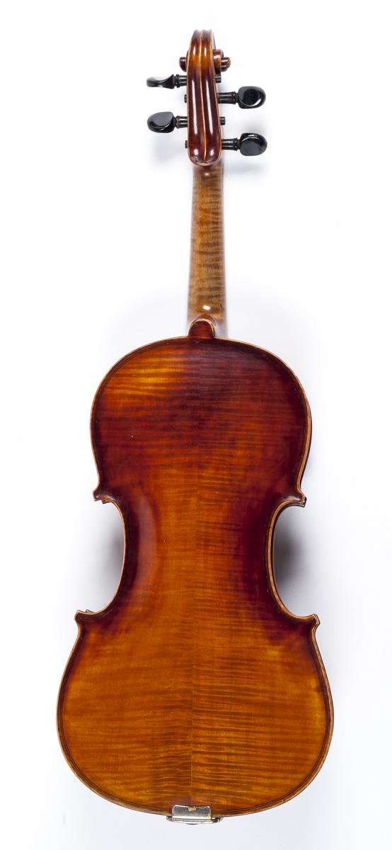 Violin Attributed To Sandor Ferenczy