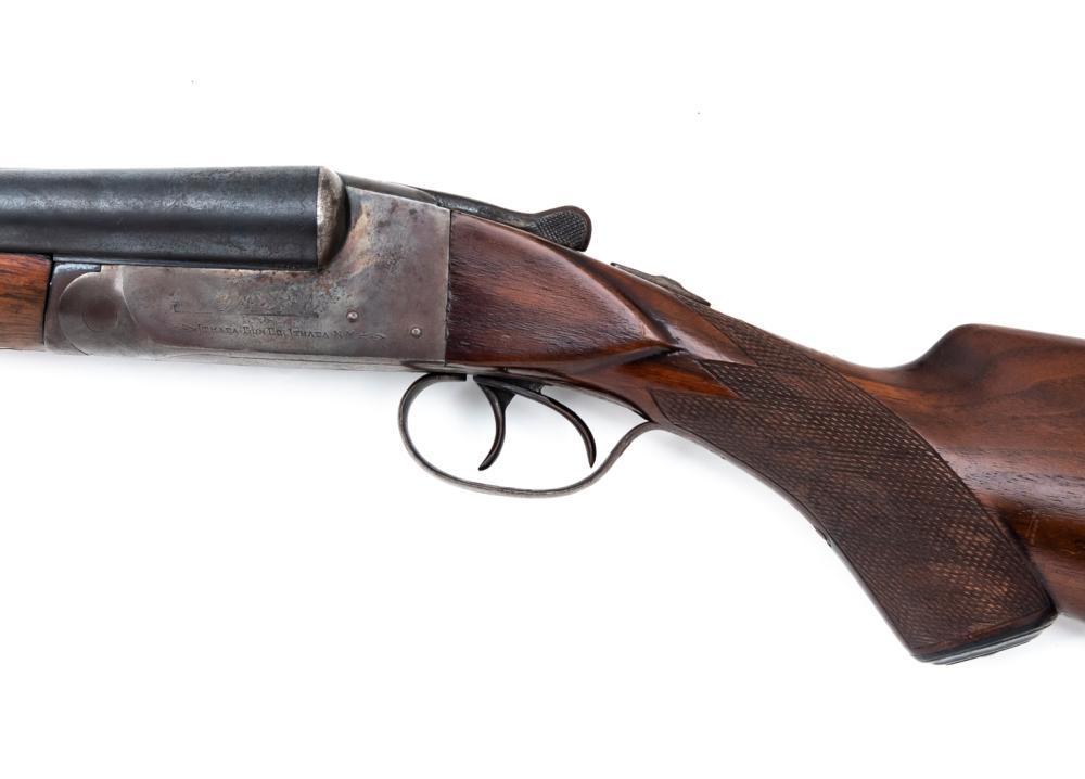 Ithaca Gun Co  12 ga  Double Barrel Shotgun
