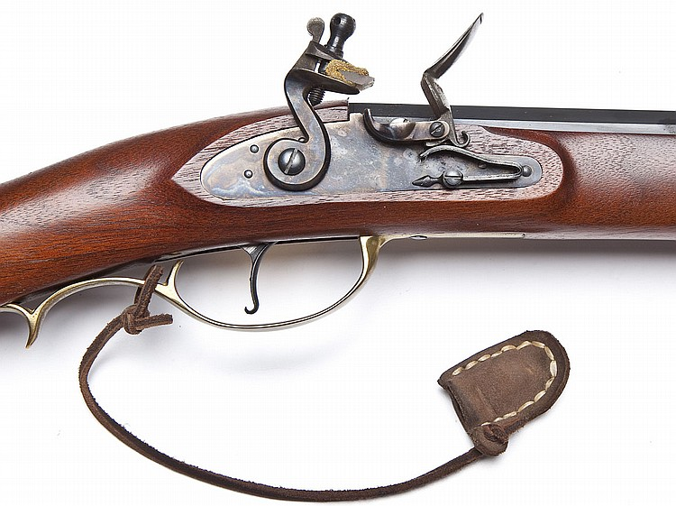 Pedersoli Flintlock Kentucky Rifle -  32 Cal