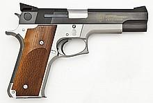 S&W; Model 745 (IPSC-10th Ann.) Pistol - .45 ACP