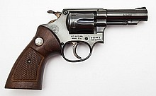 Taurus Model 73 Revolver - .32 Long Cal.