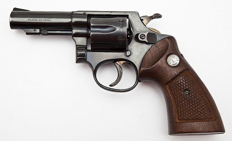 Taurus Model 73 Revolver 32 Long Cal