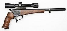 Thompson Center Contender Pistol - .45-70 Gov't