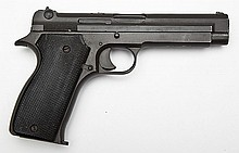 French SACM Model 1935A Pistol - .32 French Long