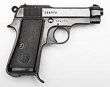 Beretta Model 1935 Pistol - 7.65mm Cal.