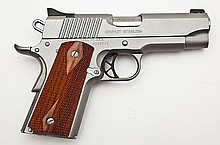 Kimber Compact Stainless Pistol - .45 ACP