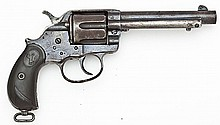Colt Model 1878 Revolver - .45 Long Colt