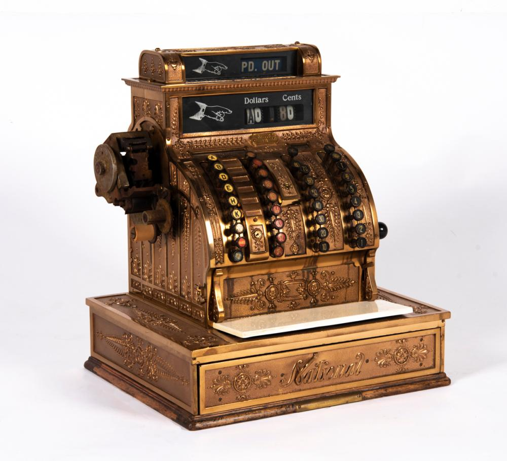National cash register for sale