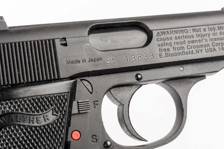 Crosman Carl Walther Model PPK BB Gun