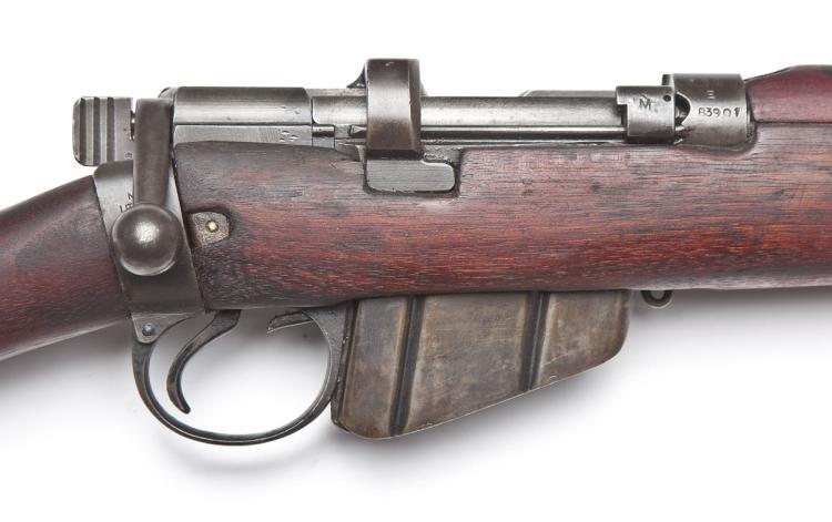 Australian Enfield Lithgow SMLE Rifle -  303 Brit