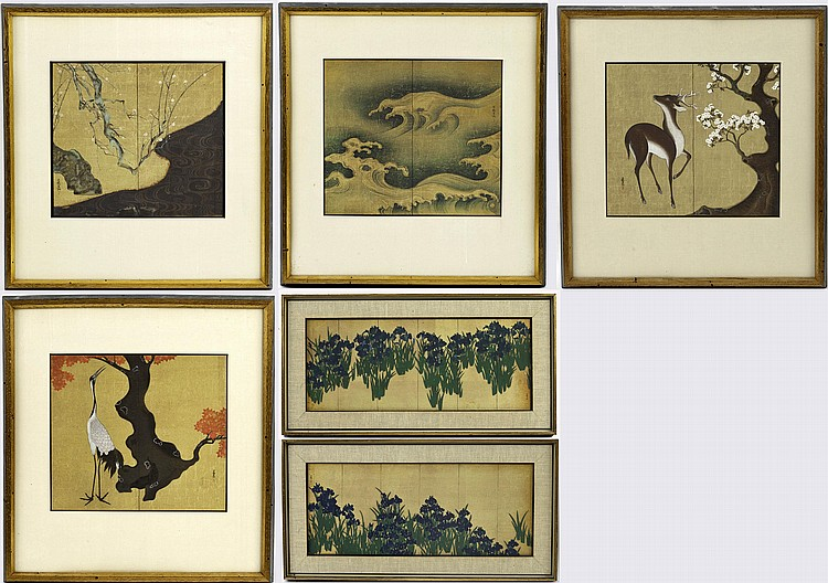 Ogata Kôrin (Japanese, 1658-1716)