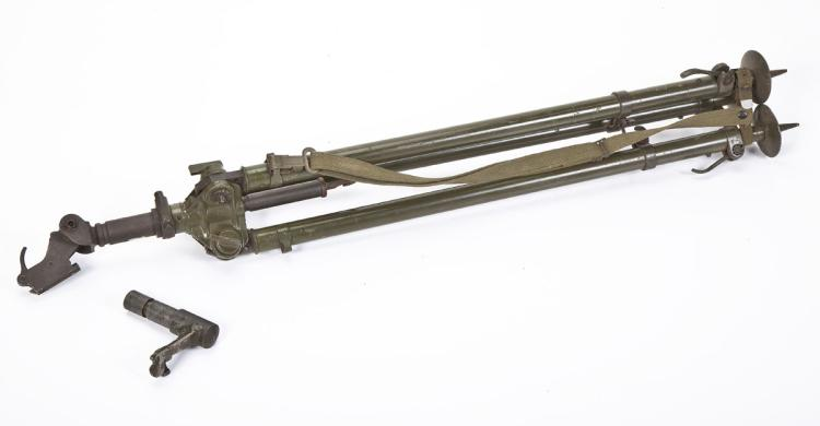 Machine gun tripod for MG-34 & BREN Adapter