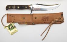 Puma #6393 Skinner Sheathed Knife w/ Box