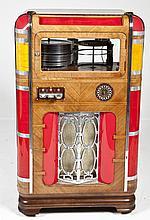 Wurlitzer Model 412 Jukebox