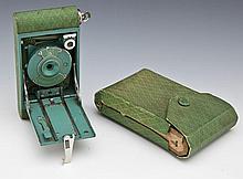 Green Kodak Petite Camera