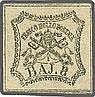 Philatelic - Italy/Antichi Stati: 8 baj. bianco,