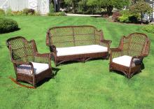 Bar Harbor Wicker Set  #6789