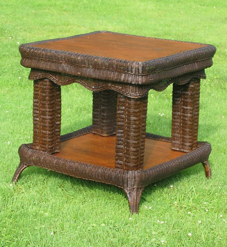 Victorian Center Table #4403