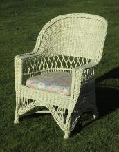 Bar Harbor Wicker Armchair #3708