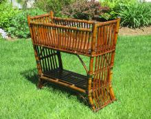 Stick Wicker Planter #1548