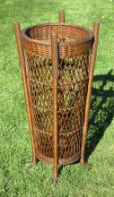 Bar Harbor Wicker Umbrella Stand #1603