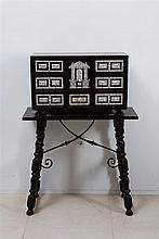 CABINET WITH A STAND