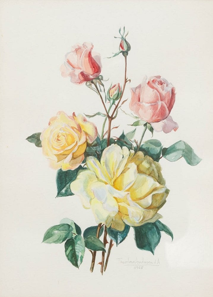 THEODORA ANDRESEN (1900-1989)