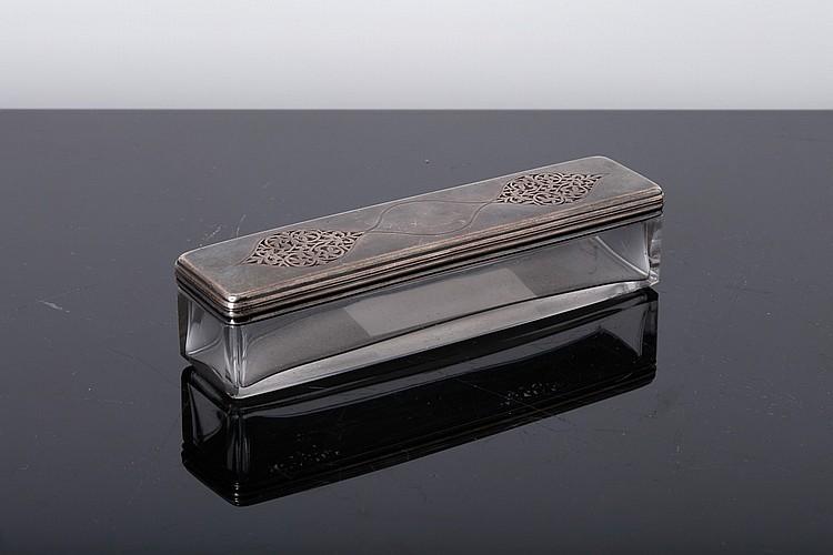 Caixa rectangular com tampa for Asian furniture tampa