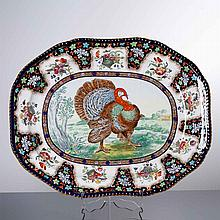 LOBED LONG PLATE