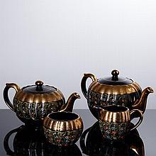 VINTAGE TEA AND COFFEE SET
