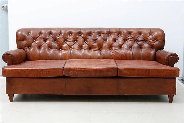 Sof de tr s lugares - Sofa para tres ...