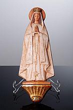 MARIA AMÉLIA CARVALHEIRA (1904-1998) - VIRGEM COROADA