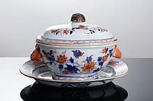 SMALL TUREENS WITH PRESENTER